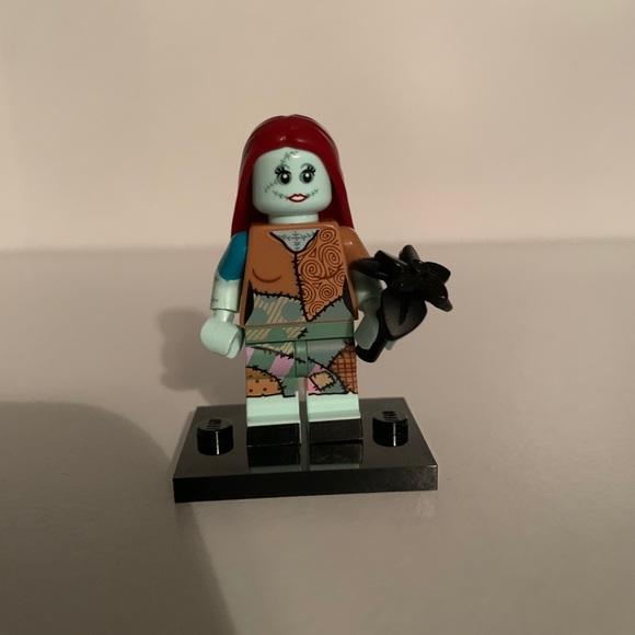 The Nightmare Before Christmas Sally LEGO